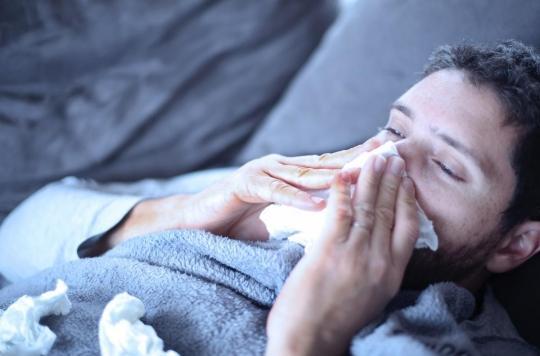 Epidémie de grippe : déjà plus de 1000 personnes sont décédées