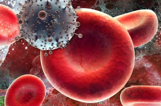VIH : un récepteur permet de contrôler l'infection