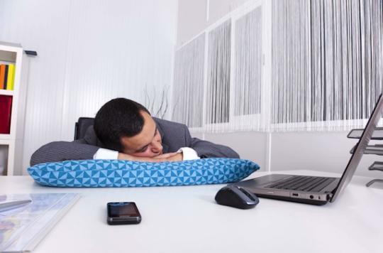 La sieste augmente les performances au travail