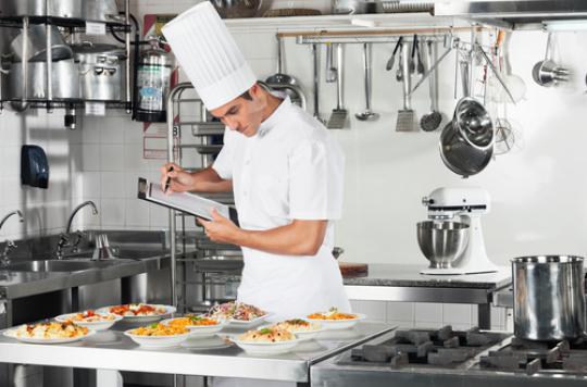 Smileys : les restaurants évalués sur l'hygiène à partir du 1er juillet