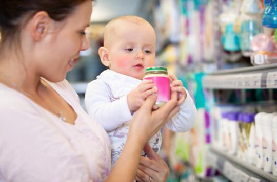 Alimentation : l'assiette des enfants chargée de polluants