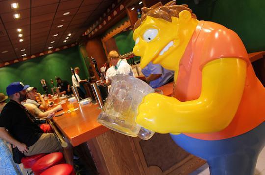 Alcool : quand les séries poussent à la consommation