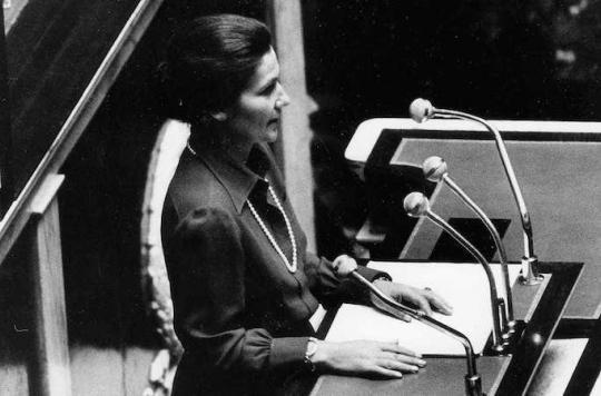 Décès de Simone Veil : l'hommage des gynécologues