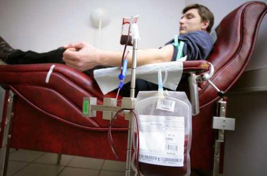 Don du sang : l'exclusion des homosexuels peut être justifiée