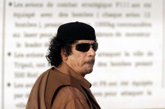 Virus du sida : des enfants auraient été contaminés par le régime de Kadhafi