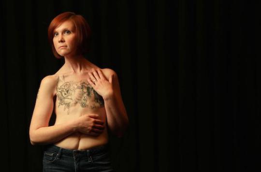Cancer du sein : la difficile guérison psychologique après une mastectomie