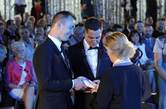 Mariage gay : les opposants se sentent menacés dans leur couple