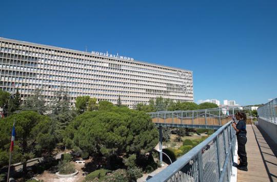 Les hôpitaux de Marseille sévèrement épinglés par l'IGAS