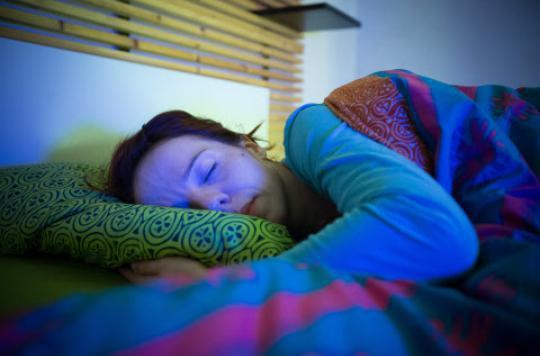 Apnées du sommeil : les détecter chez soi, avec son smartphone