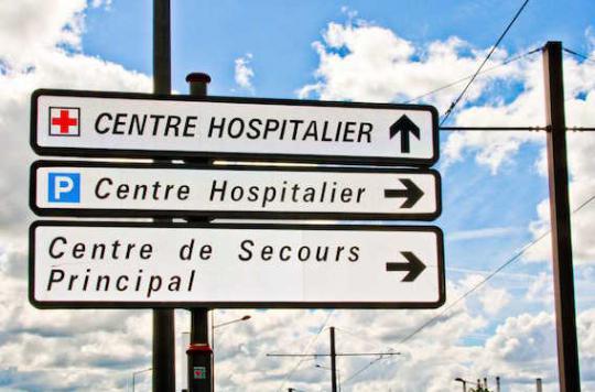 Hospitalisation : 1 Français sur 6 concerné chaque année