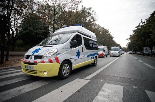 Les ambulanciers tirent la sonnette d'alarme
