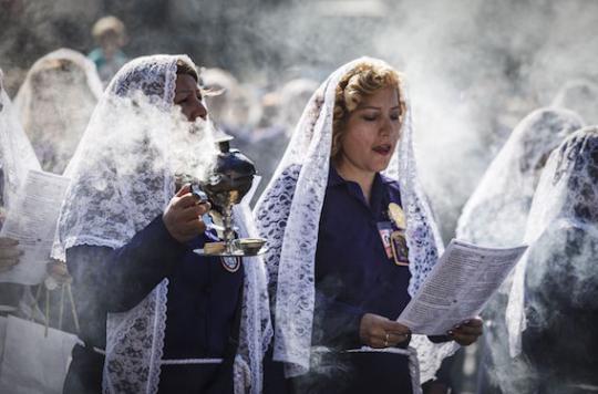 Produit psychoactif : les encens d'église pourraient être interdits