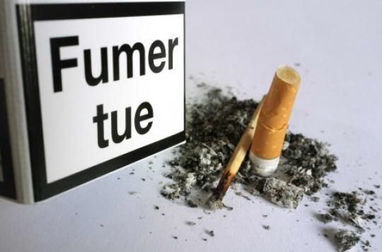 Tabac : la mortalité féminine multipliée par 6 en 30 ans
