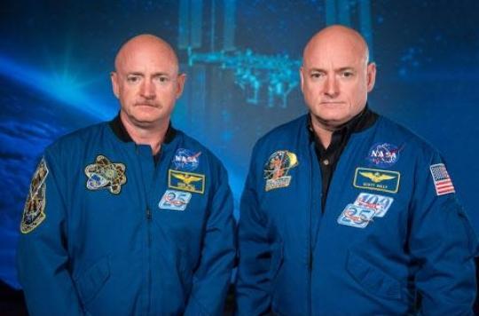 Scott Kelly : son voyage dans l'espace n'a pas réellement modifié son ADN, rectifie la NASA