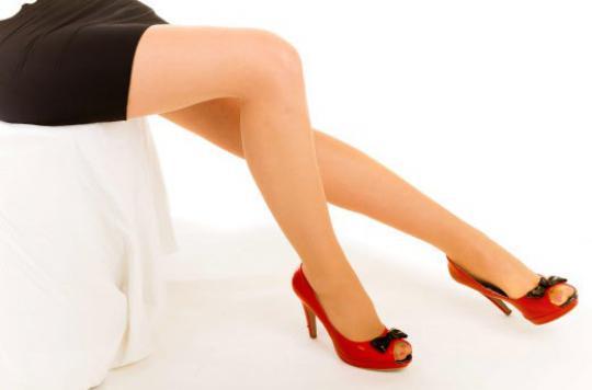 Talons hauts : attention aux déséquilibres musculaires