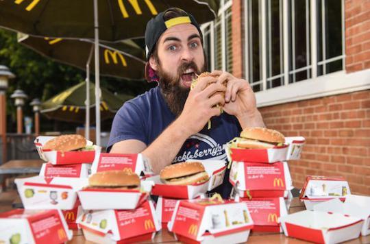 Dépression : l'abus d'aliments gras modifie les connexions cérébrales