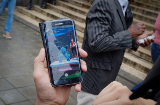 Pokémon Go : les jeunes Français ont plus marché que l'an dernier