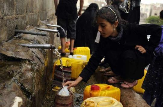 Choléra : l'épidémie touche surtout les moins de 15 ans