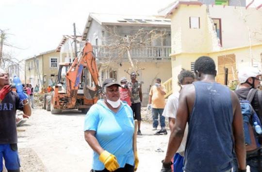 Saint-Martin menacé par les épidémies
