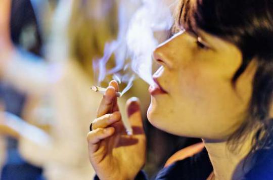 Tabac : l'inquiétante progression du cancer du poumon chez les femmes