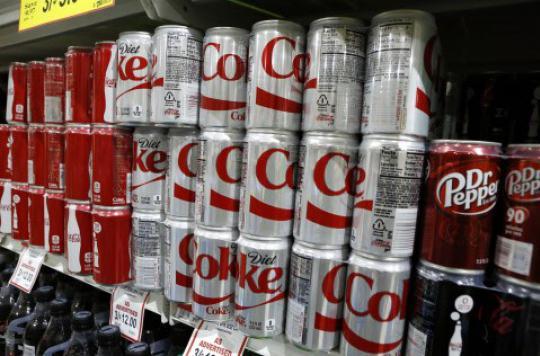 L'abus de sodas à l'origine de 184 000 morts par an