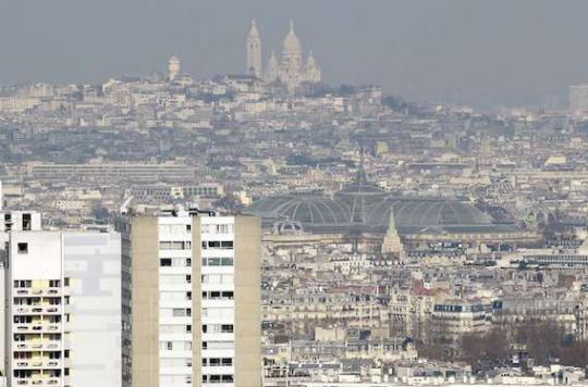 Mesures anti-pollution : Marisol Touraine prône un système automatique