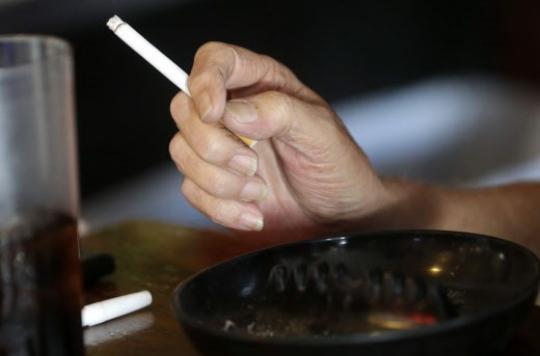 Une thérapie pour arrêter de fumer en 20 minutes