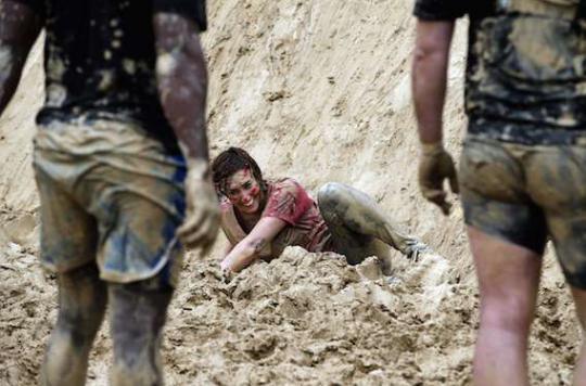 Mud Day : une participante perd la vue à cause d'une bactérie