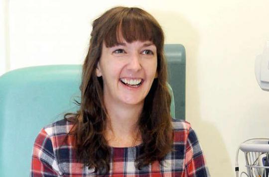 Ebola : l'infirmière anglaise a rencontré des élèves avant son retour à l'hôpital