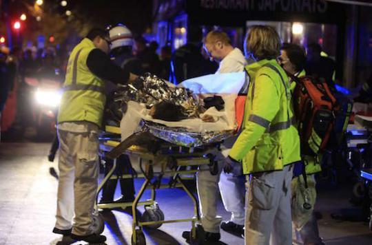 Attentats : les soins aux victimes seront désormais gratuits