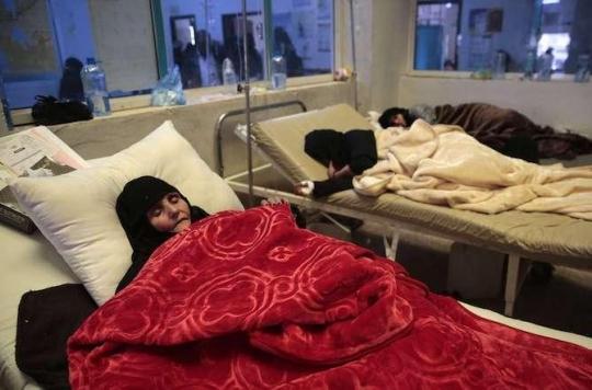 Yemen : l'épidémie de choléra a fait 209 morts