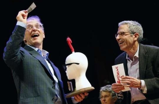 L'IG Nobel distingue des travaux sur les grandes oreilles