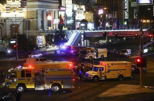 Fusillade de Las Vegas: les hôpitaux appellent des renforts