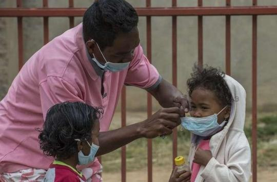 Peste : l'OMS envoie 1,2 million de doses d'antibiotiques à Madagascar