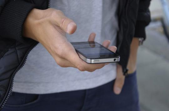 Smartphone : le futur outil de diagnostic des cancers