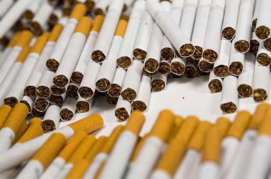 Tabac : les cigarettes mentholées plus dangereuses pour les poumons