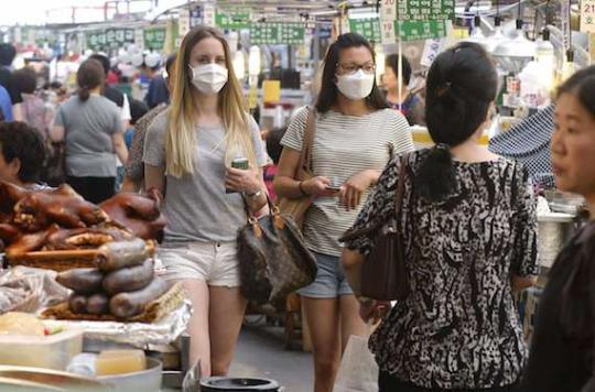 Coronavirus en Corée du Sud : l'épidémie est large et complexe