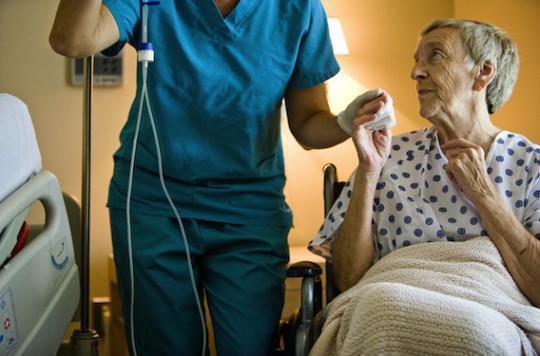 AVC : l'acide urique limiterait les séquelles chez les femmes
