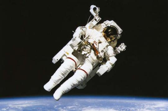 Voyager dans l'espace nuit au cerveau des cosmonautes