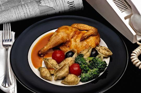 Compter les bouchées plutôt que les calories pour perdre du poids