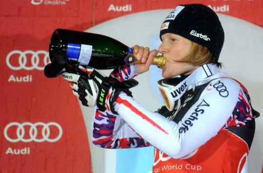Sports d'hiver : boire ou skier, il faut choisir !