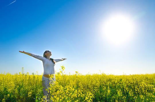 Immunité : le soleil booste les lymphocytes T