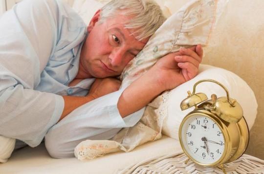 Démence : les troubles du sommeil augmentent le risque