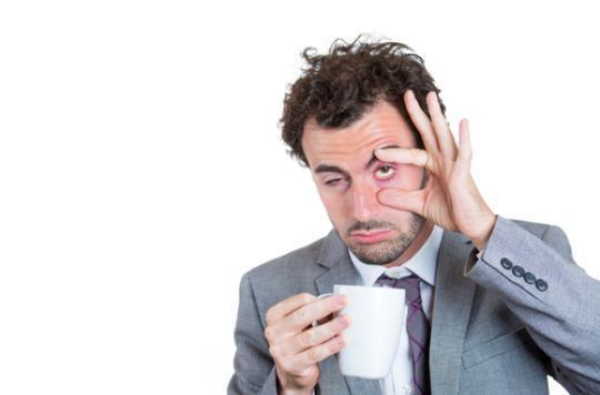 Caféine : inefficace après trois nuits écourtées