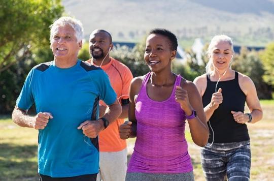 Quadragénaires: le sport maintient le cerveau en bon état plus longtemps