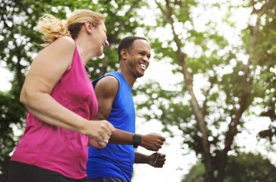 AVC : être actif à 50 ans réduit les risques