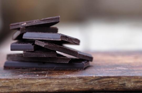 Le chocolat noir permettrait de réduire le risque de dépression