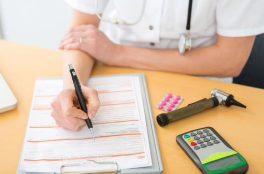 Rémunérations : les médecins menacent l'Assurance maladie d'une grève du zèle