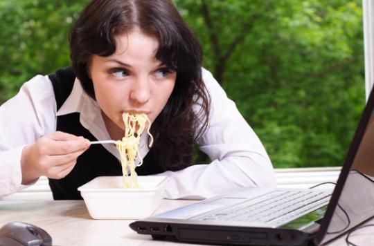Les étudiants français ne mangent pas équilibré