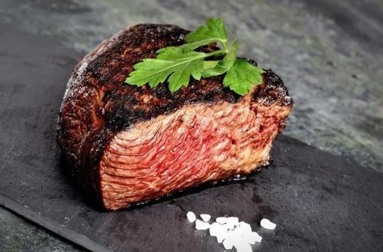 La viande rouge: pas plus de 2 fois par semaine et en exigeant la qualité